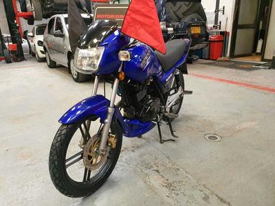 Motocicleta Suzuki Gsx 150 2013