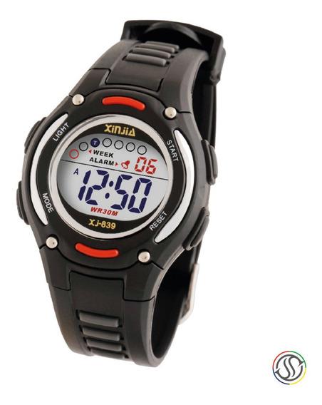 Relógio Xinjia Xj-839 Sport Original