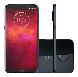 Smartphone Motorola Moto Z3 Play 64gb Dual 6
