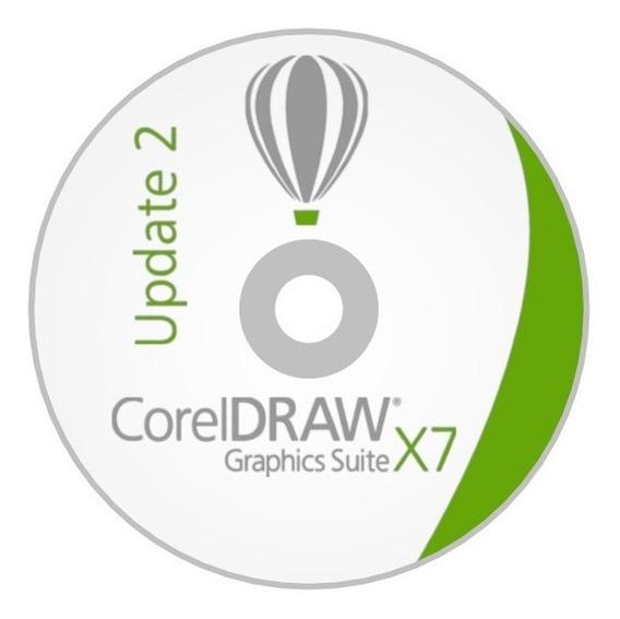 Cd Instalação C©rel Draw Graphics Suite X7 - 32 E 64 Bits