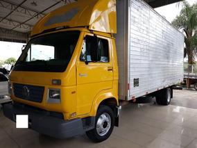 Caminhão Bau Vw/ 8.120 2004/2005