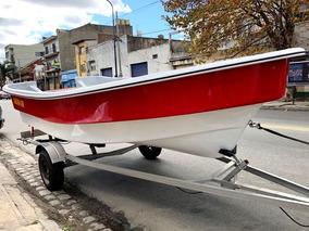 Bote Lagunero Mye Marine Laguna 450