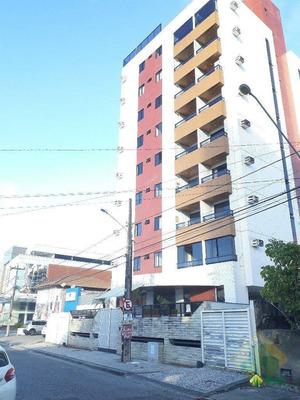 Apartamento Com 1 Dormitório À Venda, 85 M² Por R$ 245.000 - Manaíra - João Pessoa/pb - Cod Ap0408 - Ap0408