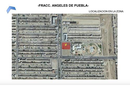Imagen 1 de 2 de Terreno Comercial De 1,665 M² En Venta En Fracc. Angeles De