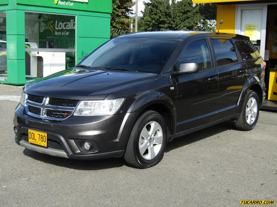 Dodge Journey Se Tp 2400cc Aa 4x2 5p