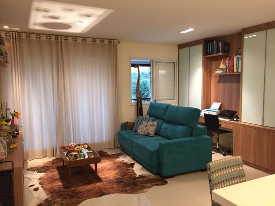 Apartamento Em Melville Empresarial Ii, Barueri/sp De 81m² 2 Quartos À Venda Por R$ 620.000,00 - Ap247376