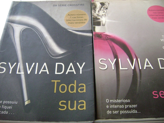 Kit Toda Sua E Para Sempre Sua Sylvia Day