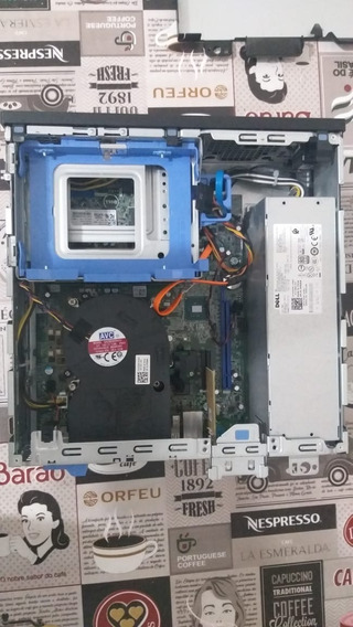 Cpu Dell Optiplex 7050 I7 6 Geração 16 De Ram Ddr4 M2 De 128