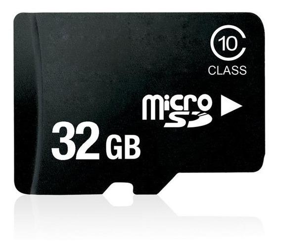 Cartão De Memória Multilaser 32gb Mc111