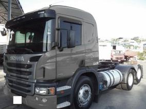 Scania P360 6x2 Ano 13/13 Baixa Kilometragem