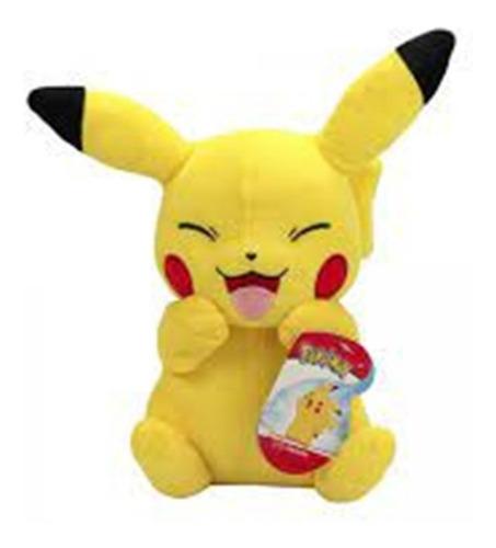 Pokémon Pelúcia 8'' Pikachu Wct Tomy