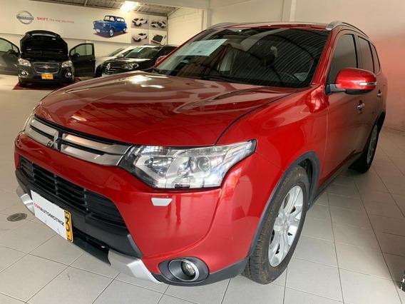 Mitsubishi Outlander 3.0 7 Pasajeros