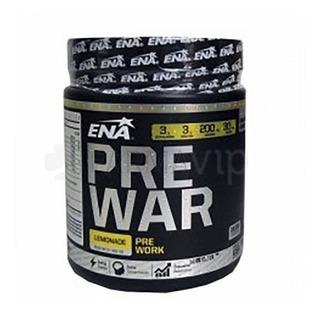 Pre War 400g Ena Sport - Energizante Pre Entrenamiento!