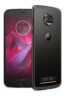 Celular Motorola Moto Z2 Force 64gb Dual Chip Xt1789-vitrine