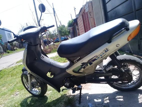 Moto Brava Nevada 110 Usada