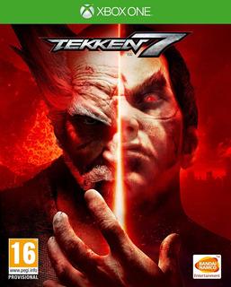 Tekken 7 Xbox One Nuevo
