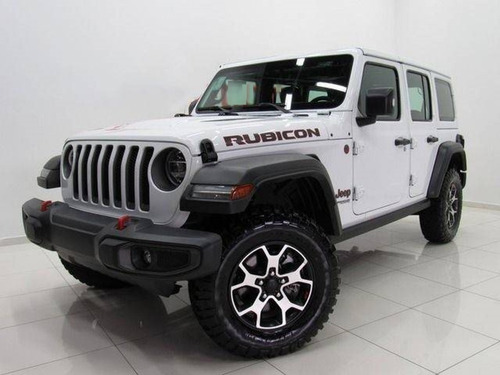 Jeep Wrangler 2.0 Turbo Gasolina Rubicon 4p 4x4 At8 0km2020