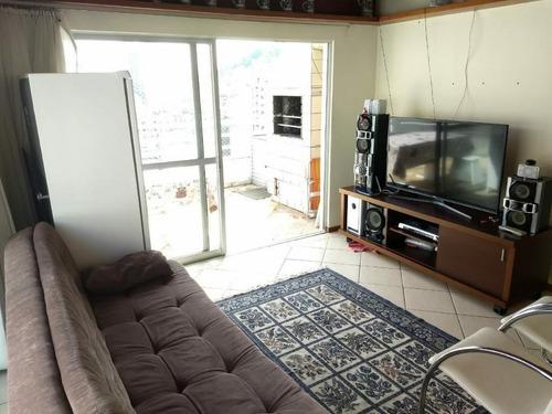Imagem 1 de 20 de Cobertura Duplex No Centro Da Cidade - Co0443