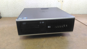 Cpu Hp Compaq 6005 Pro Small Form Factor - Hd 320 Gb - Usado