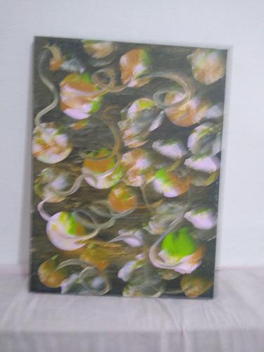 Imagen 1 de 2 de Pintura Acrilico Original