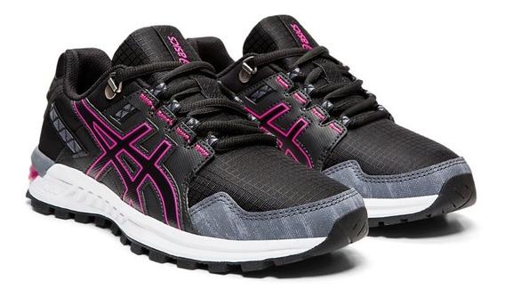 Zapatillas Asics Gel Citrek Trail Running Mujer