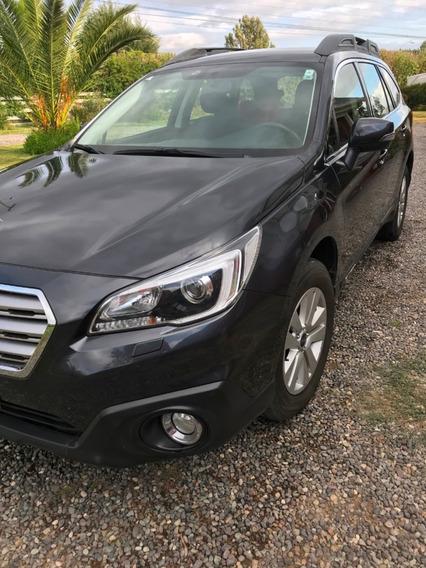 Subaru New Outback 2.5. Cvt Dynamic Año 2017 Automatica