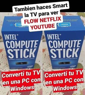 Intel Compute Stick 2gb Ddr3 32gb Wifi Bluetooth 4.0 C/w10