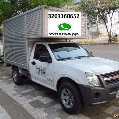 Acarreos Mudanzas Trasteos Fletes En Bogota 3203160652