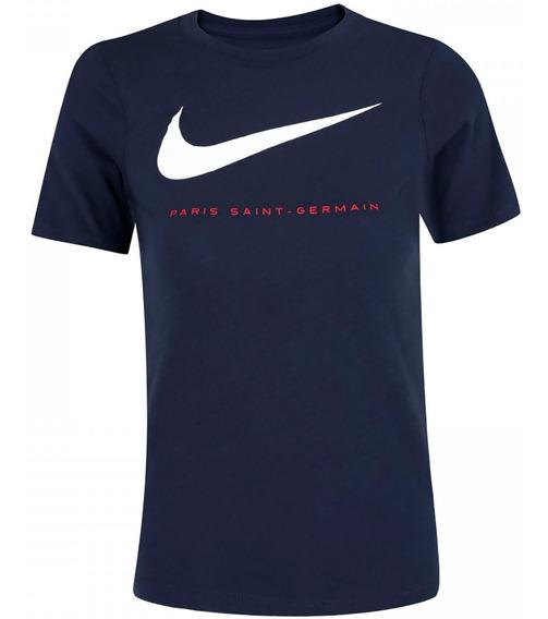 Camiseta Nike Psg Large Masculina