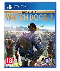 Watch Dogs 2 Gold Edition Secundária Psn