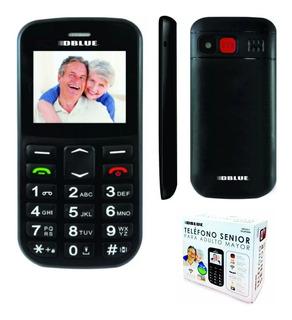 Teléfono Celular Adulto Senior Doble Sim / Dbtls11