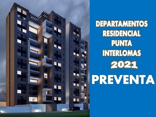 Preventa Ph De 2 Pisos Punta Interlomas Col. Interlomas