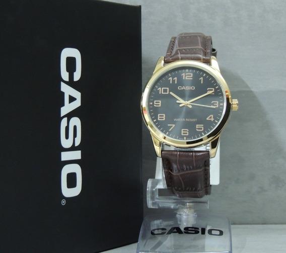 Relógio Casio Masculino - Mtp-v001gl-1budf (nf/garantia)