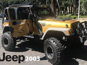 Jeep Wrangler Serie X 5vel Mt