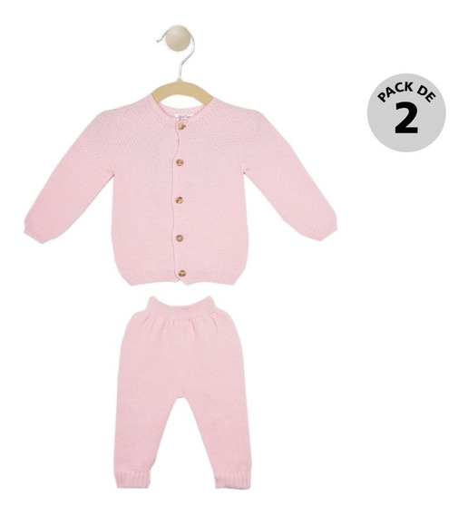 Set 2 Piezas Baby Creysi Collection Multicolor Ukw042