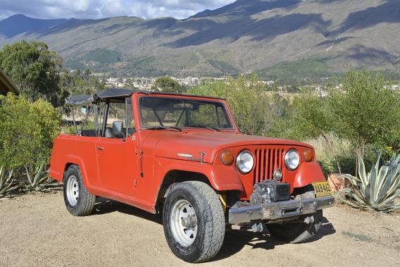 Jeep Comando 1970 4*4