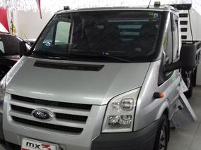 Transit Ford 2011 Com Carroceria - Aceito Veiculos