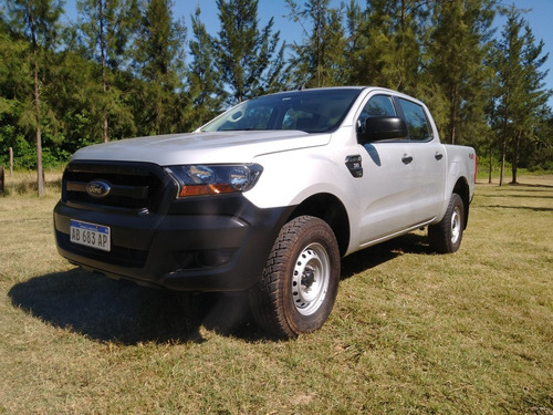 Ford Ranger 2.2 Cd 4x4 Xl Safety Tdci 125cv 2016