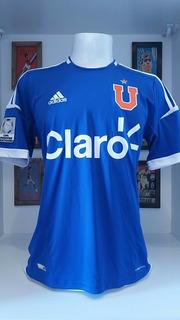 Camisa Futebol Universidad Chile Preparada Libertadores