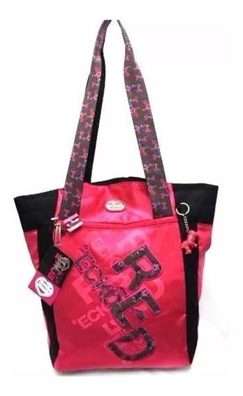 Bolsa Ecko Redtote Bag Feminina Grande Original