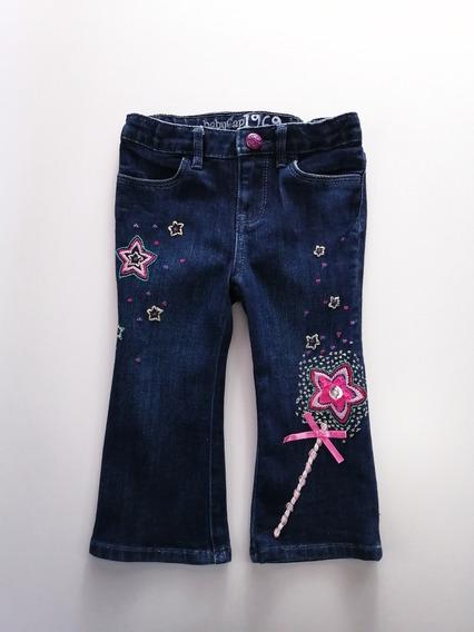 Baby Gap Pantalon De Mezclilla Jeans Para Bebe 0 3 Meses Mercadolibre Com Mx