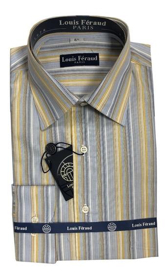 Camisas De Raya Louis Feraud Manga Larga 106666