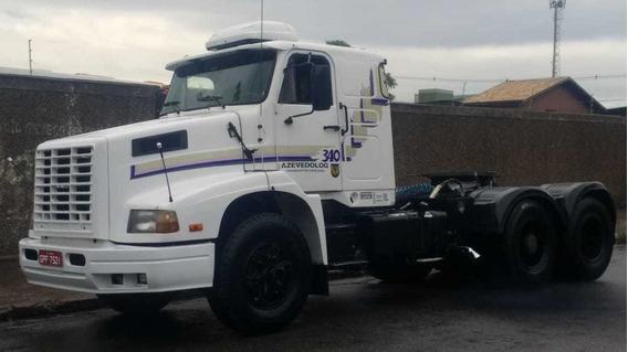 Volvo Nl 340 Impecavel Toda Revisada Cavalo Truck