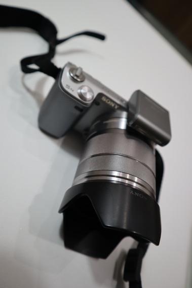 Sony Alpha Nex 5n - Câmera Fotográfica Mirrorless