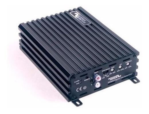 Potencia Soundmagus Dk 600 600w Rms 1 Canal 2 Ohms