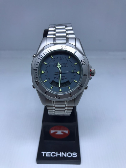 Relógio Technos Skydiver T20557/6c