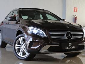 Mercedes-benz Gla200 Cgi Vision Turbo Flex Automático 2015