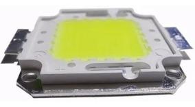 20 Chip Led 50w Para Refletor Luz Amarela Ou Luz Branca