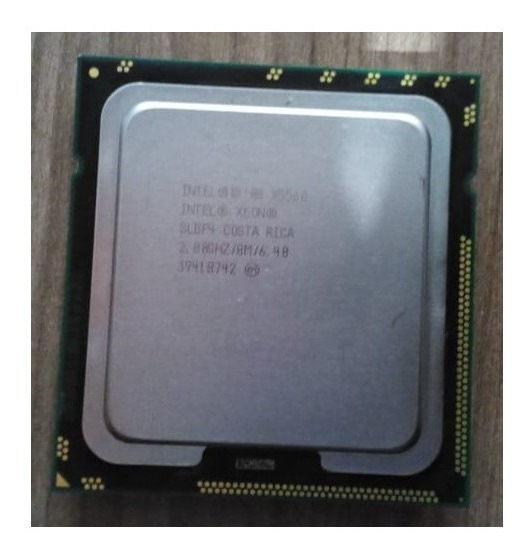 Processador Intel Xeon X5560