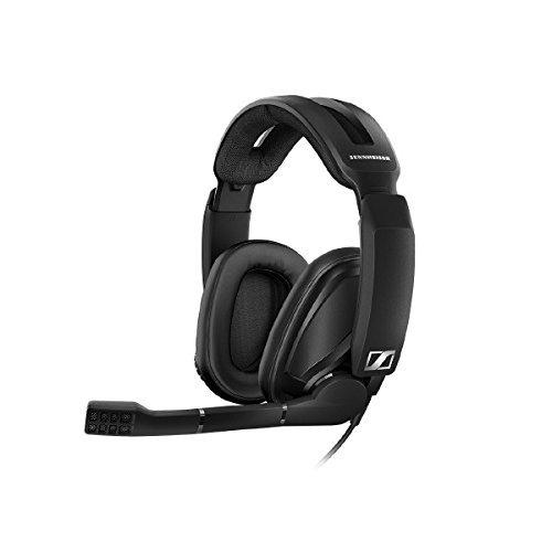 Sennheiser Gsp 300 Auriculares De Juego Negro
